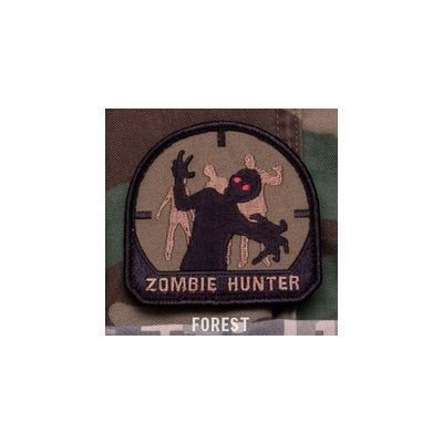 Zombie Hunter Patch
